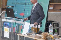 Pozvani izlagač dr. sc. Philip Schreur (SAD) na pretkonferenciji CPDWL u NSK 21. kolovoza 2019. godine.