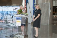 Pozdravni govor dr. sc. Gillian Hallam i dr. sc. Dijane Machale na pretkonferenciji CPDWL u NSK 20. kolovoza 2019. godine.