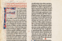 Gutenberg Bible, Vol. 1 (1454-1455, Mainz, Germany). Bodleian Libraries, University of Oxford. Izvor: http://digital.bodleian.ox.ac.uk/.