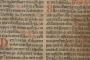 """""""Breviarium Romanum glagoliticum"""" (1492, Venice, Italy). Vatican Library (Biblioteca Apostolica Vaticana). Source: http://digi.vatlib.it/."""