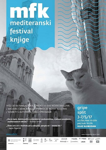 Otvoren prvi Mediteranski festival knjiga.