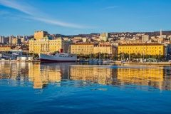 Rijeka, the Port of Diversity and the 2020 European Capital of Culture. Source: Rijeka 2020. d.o.o. Photo by: Borko Vukosav.