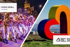 Rijeka shares its designation as the 2020 European Capital of Culture with Galway, Ireland. Source: https://ec.europa.eu/programmes/creative-europe/actions/capitals-culture_en.