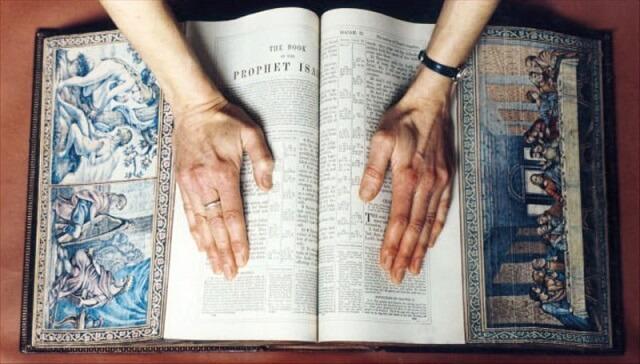 Prizori iz Biblije. Knjižnica John Hopkins.
