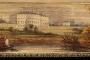 """Motiv slike """"Bijela kuća, Washington."""" Narodna knjižnica Boston."""