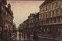 Stara razglednica Zagreba s motivom zagrebačke Ilice iz fonda Grafičke zbirke NSK iz 1918. godine.