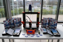 STEM revolution in libraries: Micro:bits and a 3D printer now available to users of the National and University Library in Zagreb.