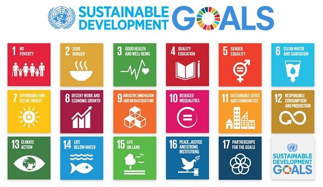 17 ciljeva održivog razvoja UN-a.