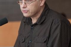 Član Prosudbenoga povjerenstva za dodjelu Nagrade Anđelko Novaković Davor Šalat.
