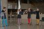 """Svečano obilježavanje Dana Nacionalne i sveučilišne knjižnice u Zagrebu svojim je nastupom uveličao flautistički kvartet """"Nymphs""""."""