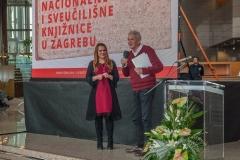 Svečano obilježavanje Dana NSK 2018. svojim je glazbenim nastupom uveličala mlada kantautorica i dramska umjetnica Elis Lovrić, a recitacijom pjesnik i umjetnik Enes Kišević.