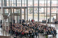 Svečano obilježen Dan Nacionalne i sveučilišne knjižnice u Zagrebu 2019. godine.