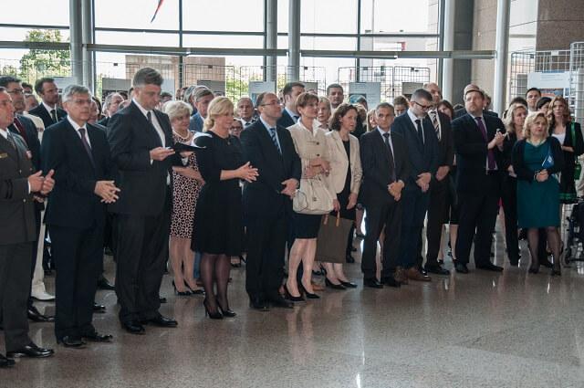 Svečano obilježena 25. obljetnica hrvatskoga članstva u Ujedinjenim narodima.