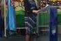 Višnja Cej, predsjednica Programskog i organizacijskog odbora Mjeseca hrvatske knjige 2017. , na svečanome otvorenju Mjeseca hrvatske knjige 2017. u Gradskoj knjižnici Crikvenica.
