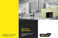 Svečano otvoren novi prostor Digitalnoga laboratorija Nacionalne i sveučilišne knjižnice u Zagrebu.