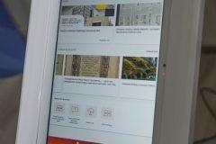 Na svečanome otvorenju Digitalnoga laboratorija Nacionalne i sveučilišne knjižnice u Zagrebu predstavljena je nova mobilna aplikacija za korisnike Knjižnice Smart Library NSK.