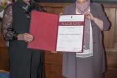 Dodjela Nagrade i priznanja Nacionalne i sveučilišne knjižnice u Zagrebu za 2019. godinu.