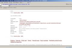 Milijunti zapis u knjižničnom katalogu NSK.