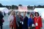 Djelatnice NSK tijekom održavanja Kulturne večeri za sudionike IFLA-e 2017.