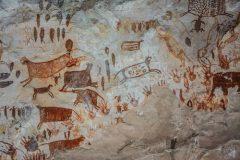 Ocrtane stijene nacionalnog parka Chiribiquete – Maloca jaguara u Kolumbiji. Autor i © Jorge Mario Álvarez Arango. Trajni URL: https://whc.unesco.org/en/documents/165933