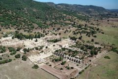 Medina Azahara, gl. grad nekadašnjeg Kalifata Córdobe, Španjolska. Autor M. Pijuán. © Madinat al-Zahra Archaeological Site (CAMaZ). Trajni URL: https://whc.unesco.org/en/documents/165744