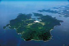 Otok Hisaka regije Nagasaki, Japan. Autor Kyushu Air Lines. © Nagasaki Préfecture. Trajni URL: https://whc.unesco.org/en/documents/166084