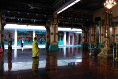 A Hindu temple. Kuala Lumpur, Malaysia.