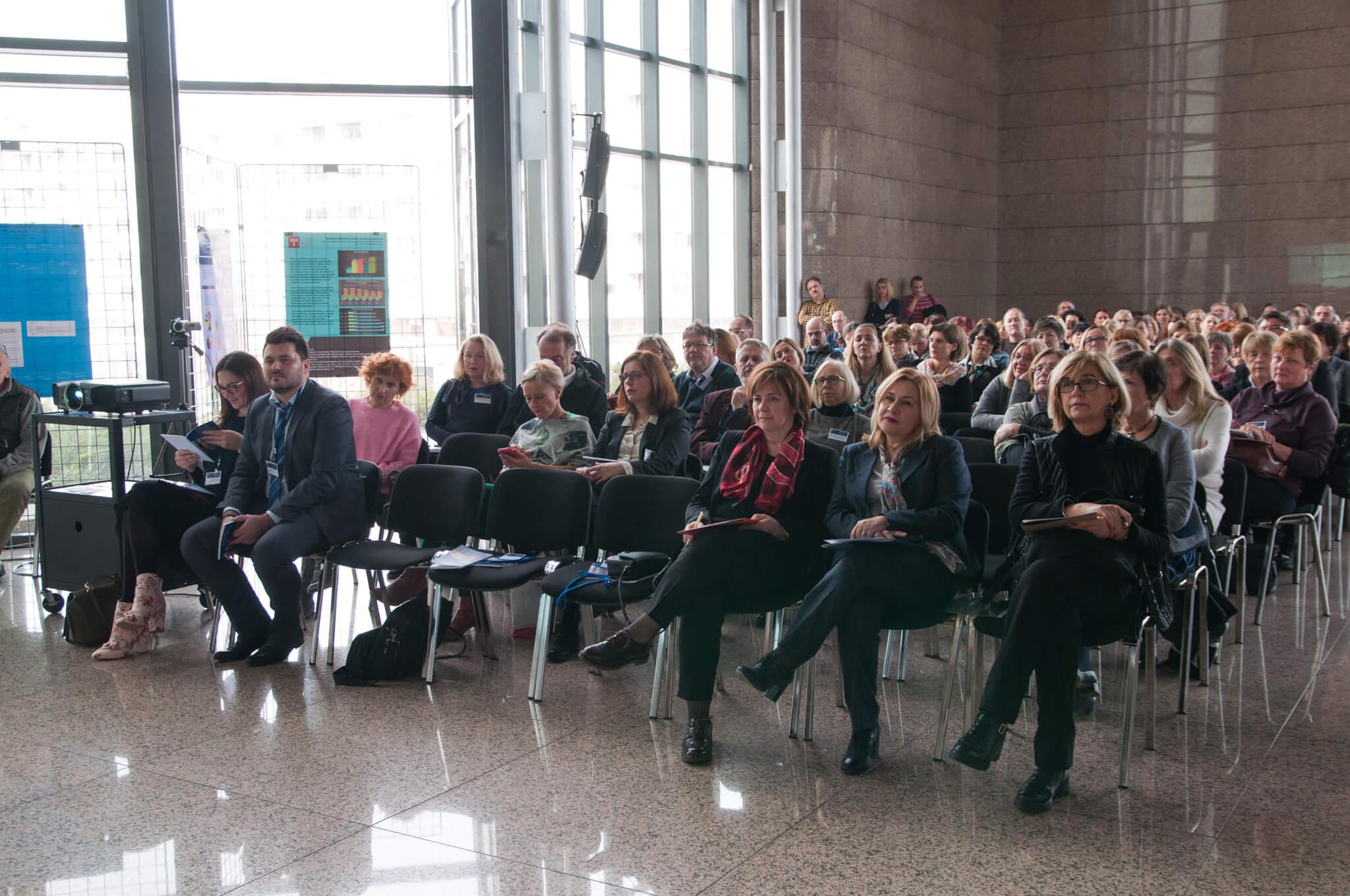 U NSK održan dvodnevni stručni skup o ulozi knjižnica u razvoju suvremenoga digitalnog društva.