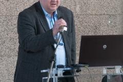 Christian Motovsky, predstavnik ExLbibrisa na stručnom skupu.