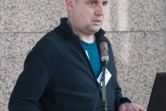 Prof. dr. sc. Boris Bosančić, Odsjek za informacijske znanosti Filozofskog fakulteta Sveučilišta u Osijeku.