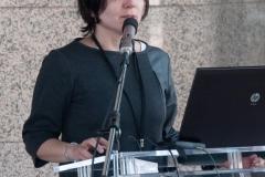 Dr. sc. Ana Vukadin, Nacionalna i sveučilišna knjižnica u Zagrebu.