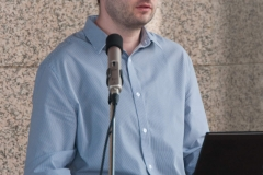 Marko Orešković, voditelj IT odjela Nacionalne i sveučilišne knjižnice u Zagrebu.