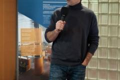 Alen Vodopijevec, voditelj Odjela za informacijske tehnologije Centra za znanstvene informacije pri Institutu Ruđer Bošković.