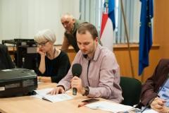 Zaključci skupa, izvještaji moderatora: Tanja Buzina i Marko Orešković.