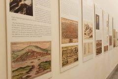 """Građa Nacionalne i sveučilišne knjižnice u Zagrebu predstavljena u sklopu izložbe """"Faust Vrančić u kontekstu europske baštine""""."""