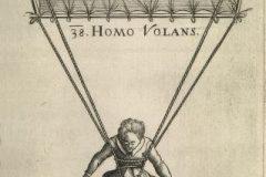 "Vrančić, Faust. ""Machinae novae Favsti Verantii Siceni cum declaratione Latina, Italica, Hispanica, Gallica et Germanica"", 1615. – 1616., Zbirka rukopisa i starih knjiga NSK."