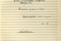 """Jakov Gotovac. """"Ero s onoga svijeta"""", komična opera u tri čina, op. 17 : partitura."""