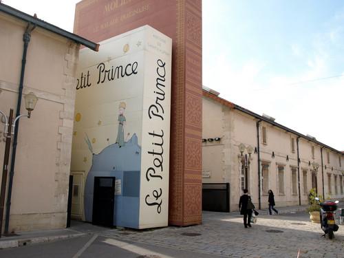 Gradska knjižnica Méjanes. Izvor fotografije: : https://chasingtheturtle.wordpress.com/2014/05/31/the-mejanes-library-aix-en-provence-france.