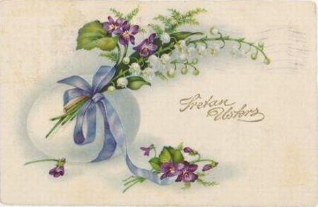 uskrsne čestitke i poruke Uskrsne čestitke iz fonda Grafičke zbirke NSK   Nacionalna i  uskrsne čestitke i poruke