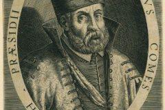"""Dominicus Custos. """"Nicolaus Comes Serin"""". Augsburg, između 1600. i 1604. godine."""