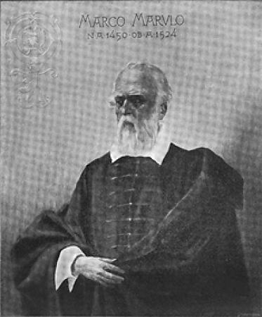 Marulić, Marko (18. kolovoza 1450. – 5. siječnja 1524.).