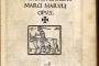"Marulić, M. ""De humilitate et gloria Christi."" Izvor fotografije: http://bit.ly/2bbuJHk."
