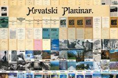 Plakat uz 100. obljetnicu izlaženja časopisa Hrvatski planinar. Izvor: Portal Hrvatskoga planinarskog saveza: www.hps.hr