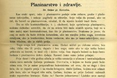 Hrvatski planinar, god. II., broj 2, 1. veljače 1899. Izvor: Portal digitaliziranih novina i časopisa: dnc.nsk.hr