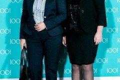"V. d. glavne ravnateljice NSK dr. sc. Tatijana Petrić (lijevo) na svečanom obilježavanju stogodišnjice Nacionalne knjižnice Litve ""Martynas Mažvydas"". Izvor fotografije: https://www.flickr.com/photos/nacionalinebiblioteka/?fbclid=IwAR0i6yRtwAKSWNNvcBdZNTS9nV530-k37xt8InZvpX8wSyVlTfJCMCnvkl4."