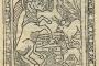 Prvotisak Ezopovih basni koji se čuva u samostanskoj knjižnici.