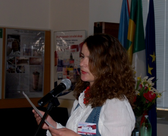 Nela Marasović, moderator svečanog otvaranja