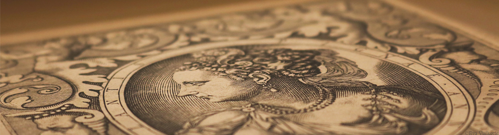 Martin Kolunić Rota: Violantis Pignae, bakrorez, 1568. Grafička zbirka NSK