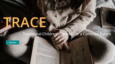 The National and University Library in Zagreb continues its activities on TRACE, the Traditional children's stories for a common future project, after its being discontinued owing to the COVID-19 pandemic.