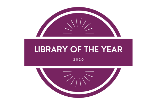 The National and University Library in Zagreb wins the 2020 Library of the Year Award.